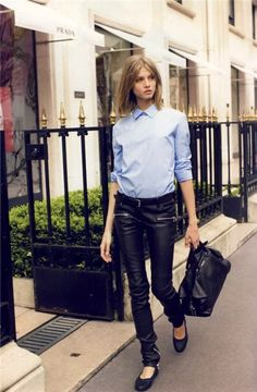 Terry Richardson for Paris Vogue