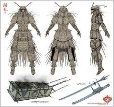 DW III - Yamiten - Orthos by Hideyoshi on DeviantArt