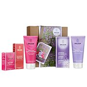 Weleda Relax and Pamper Deluxe Collection from Holland and Barrett Holland And Barrett, Top To Toe, Lavender Soap, Milk Bath, Dry Hands, Hand Cream, Seed Oil, Body Wash, Pomegranate