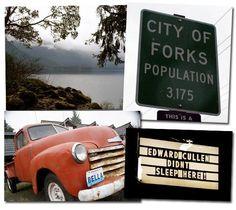 Visit Forks, WA