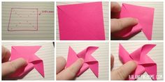 Oh, The Places You Will Go Baby Shower - How To Make A Pinwheel