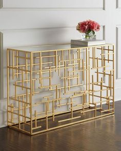 Horchow Aneka Console Table