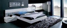Dormitorio de matrimonio styl -
