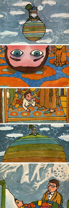 I Wonder Whats Under by Doris Herold Lund, illustrated by Janet McCaffery.  Published by Parents Magazine Press in 1970.