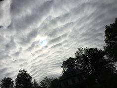 cloud ripples! #walkphotography