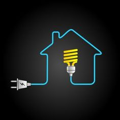 Energy Saving Tips from WestHill Properties. Pinned by WestHill Team - Massachusetts Real Estate Energy Saving Tips, Save Energy, Logo Design App, Web Design, Electricity Logo, Power Lineman, Banner Design Inspiration, Naming Your Business, Visiting Card Design