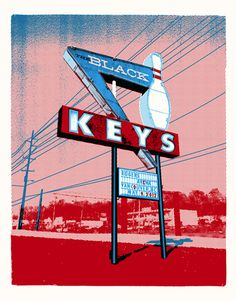 The Black Keys - Rogers Arena - Vancouver, BC Canada by Andrew Vastagh