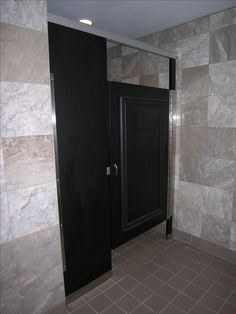Ironwood Manufacturing Solid PlasticRecycled Materials Toilet - Bathroom stall manufacturers