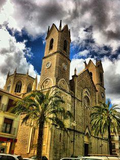 Concatedral en Benissa by vdgracia, via Flickr