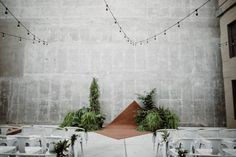 Cozy Downtown Long Beach Wedding at Howl