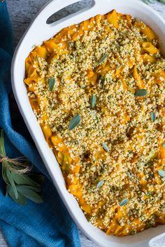 Vegan Butternut Squash Mac and Cheese with Crispy Sage Breadcrumbs-8356