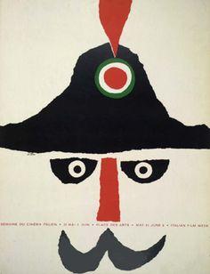 Poster by Vittorio Fiorucci