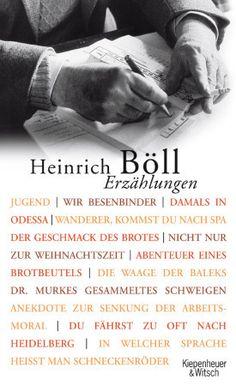 Erzählungen - Jochen Schubert, Heinrich Böll - Kiepenheuer & Witsch