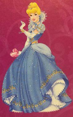 Cinderella Big Prop decoration by ScozShop on Etsy