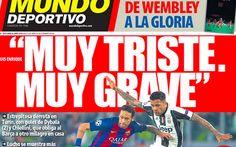 Sport: #Champions che #Juventus! Rassegna stampa spagnola (link: http://ift.tt/2pslUgy )