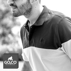 Blanco y negro ¡nunca falla! Somos #GoCo #LaMarcaDelGorila