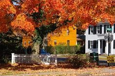 new england in the fall - Google Search