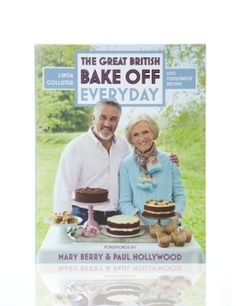 The Great British Bake Off Everyday Book