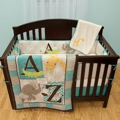 Baby's First by Nemcor A-to-Z Baby Crib Collection - buybuyBaby.com