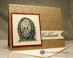 For the Love of Cards: Stampin' Up! Feeling Sentimental - Showing off Fun New Products