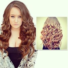 Beautiful Hair Curly Downtown Doll Extensions Long