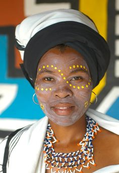 Xhosa head wrap south africa worldy pinterest xhosa head south african muldersdrift gauteng south africa ccuart Images