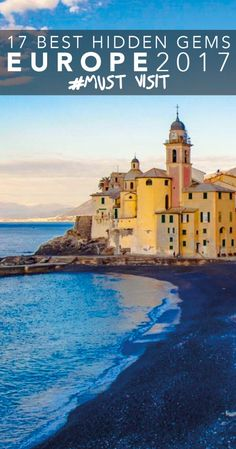 Camogli, Italy - - The 17 Best Hidden Places to visit in Europe in 2017