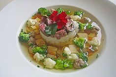 Mutters Hühnersuppe 1