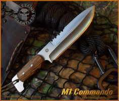 Relentless Knives Custom Military and Survival Knife Catalog | Industrial strength Knives , Military, Combat, Survival, Expedition, High adventure, Multi Purpose Utility knives