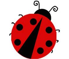 Ladybug Cut Out Template - Bing Images