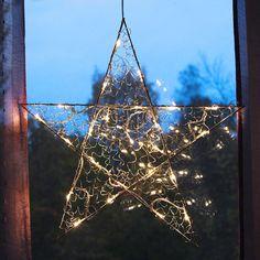 Loop Star – en stor LED-dekorasjonslampe 1522608