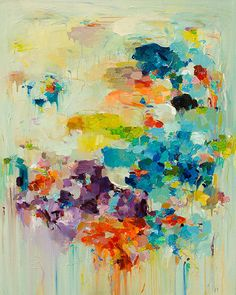 Larger canvas print Floating Clouds art print wall decor by siiso, $145.00