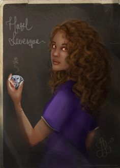 Hazel levesque drawing beautifully done.......