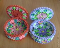 Creative Quilled Easter Designs and ideas
