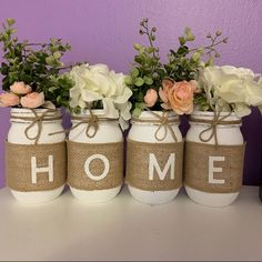 Rustic Mason Jar Centerpieces Baptism Decorations Girl Baptism Centerpieces for Baptism Decorations Rustic Baptism Decorations for Girl – farmhouse decor flowers Pot Mason Diy, Burlap Mason Jars, Mason Jar Centerpieces, Shower Centerpieces, Easter Centerpiece, Rustic Centerpieces, Easter Decor, Pots Mason, Centerpiece Wedding