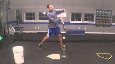 Greatest batting tee drill ever Baseball Hitting Drills, Softball Drills, Softball Coach, Softball Shirts, Fastpitch Softball, Softball Stuff, Softball Workouts, Softball Cheers, Softball Crafts