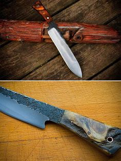 Big Rock Forge Handcrafted Knives