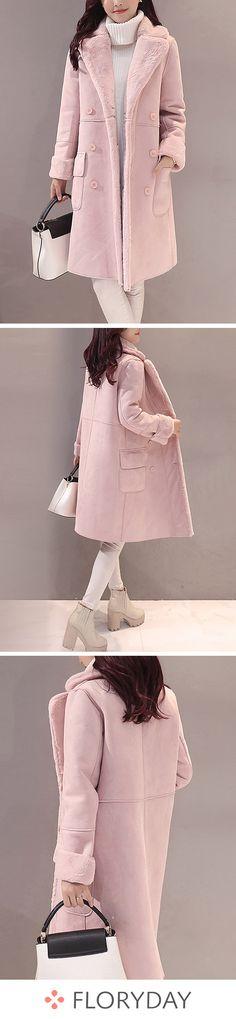 Habillez-vous bien cet hiver. Vest Outfits For Women, Casual Outfits, Clothes For Women, Pink Fashion, Fashion Looks, Womens Fashion, Long Vest Outfit, Mode Chic, Couture