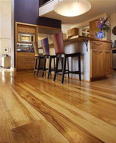 Using Hardwood Flooring in Kitchens | Carlisle Wide Plank Flooring