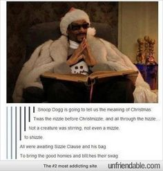 Snoop Clause. This makes me happy