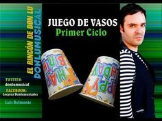 ▶ JUEGO DE VASOS 1º Educación Musical DONLUMUSICAL - YouTube Cup Song, Spanish Songs, Instruments, Music Classroom, Teaching Music, Music Education, Musicals, Youtube, Videos