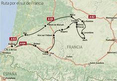 Ruta por el sur de Francia - elcorreo.com