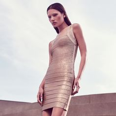 Herve Leger by Max Azria Summer 2016 Editorial Campaign SHOP: http://www.herveleger.com/summer-exclusive