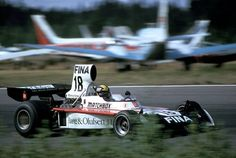 1974 Surtees TS16 - Ford (Carlos Pace)