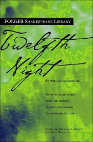 Title: Twelfth Night (Folger Shakespeare Library Series), Author: William Shakespeare