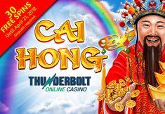 #RTG's #CaiHongSlot Coming to South Africa's #ThunderboltCasino  RTG's Cai Hong Slot Coming to South Africa's Thunderbolt Casino – 30 Free Spins on the Exciting New Same Start Wednesday  https://www.playcasino.co.za/blog/rtg-cai-hong-slot-coming-south-africa-thunderbolt-casino/