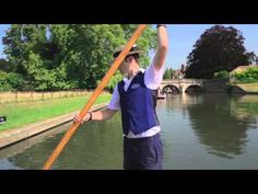 How to Punt - Master it in the Cambridge Style!  www.scudamores.com