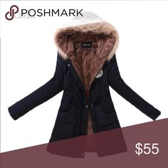 $50🅿️🅿️Black lightly puffed fall/winter coat Black fall/winter coat. Lightly puffed with faux fur lining. Vegan. Only $50 🅿️🅿️ brittkitty06@gmail.com include Name,address, item, size and color with payment. Item will take 2-4weeks to arrive. Available in size S-3XL. Sizes run small, if you are petite a small will be just fine, other than that I recommend going a size up. Last pic is just a better view of the patch. Jackets & Coats Puffers