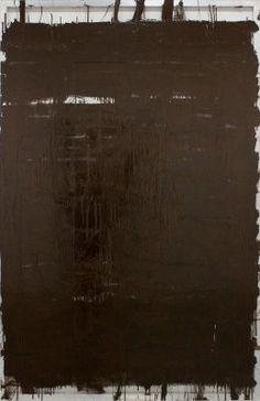 Jonh Beech Humayun,2012 oil enamel onacrylic sheet on aluminum support 96 x 62 x 1 3/4inches (244 x 157.5 x 4.5 cm)
