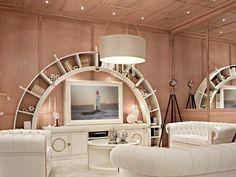 maritime möbel ? 25 inspirierende einrichtungsideen | maritime ... - Wohnzimmer Maritim Einrichten